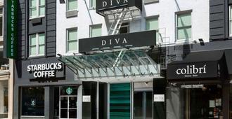 旧金山狄娃酒店 - 旧金山 - 建筑