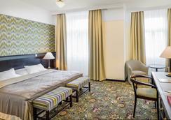 萨沃伊酒店 - 布拉格 - 睡房