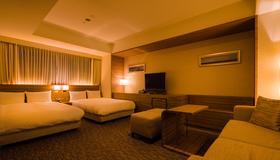札幌克罗斯酒店 - 札幌 - 睡房