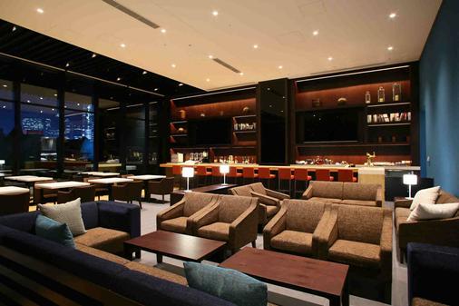 新宿格拉斯丽酒店 - 东京 - 酒吧