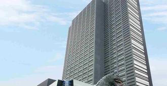格拉斯丽新宿酒店 - 东京 - 建筑