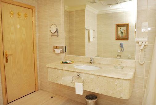 卡塔尔大皇宫酒店 - 多哈 - 浴室