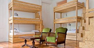 独立套房旅舍 - 里斯本 - 睡房