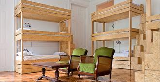独立旅馆&套房 - 里斯本 - 睡房