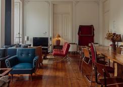 独立套房旅舍 - 里斯本 - 休息厅