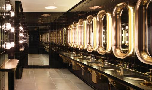 伦敦蒙德里安酒店 - 伦敦 - 浴室