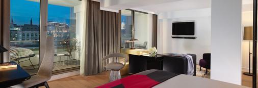 伦敦蒙德里安酒店 - 伦敦 - 阳台