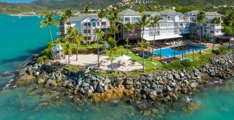 圣灵群岛珊瑚海度假酒店 - 艾尔利滩 - 建筑