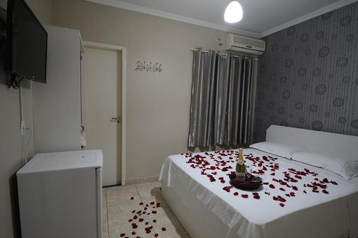 科德斯道瓜旅馆 - 伊瓜苏 - 睡房