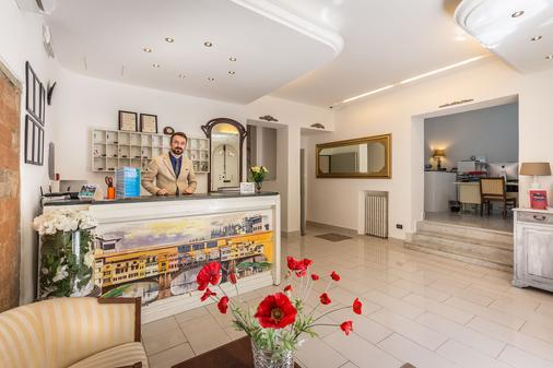 圣乔瓦尼威尼托酒店 - 佛罗伦萨 - 柜台