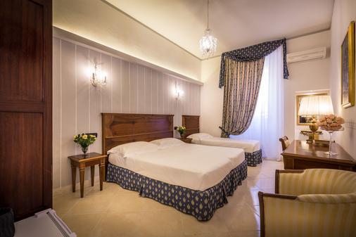 圣乔瓦尼威尼托酒店 - 佛罗伦萨 - 睡房