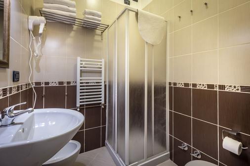 圣乔瓦尼威尼托酒店 - 佛罗伦萨 - 浴室