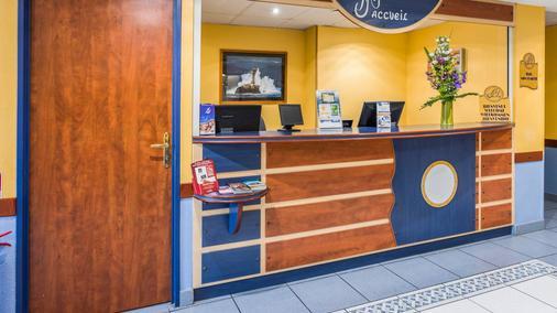 阿尔提卡波多梅里尼亚克酒店 - 梅里尼亚克 - 柜台