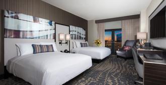 硬石赌场酒店 - 拉斯维加斯 - 睡房