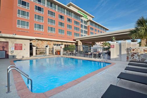 温德姆花园附近拉卡提亚大道酒店 - 圣安东尼奥 - 游泳池