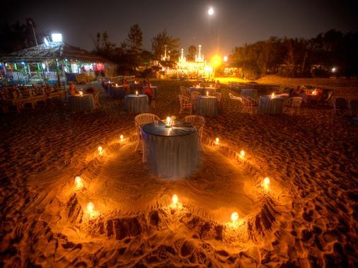 海星海滩度假酒店 - 卡兰古特 - 海滩