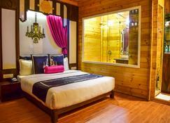 海洋之星海滩度假村 - 果阿美丽酒店 - 卡兰古特 - 睡房
