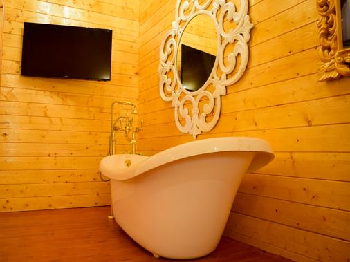 海星海滩度假酒店 - 卡兰古特 - 浴室