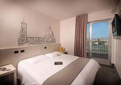 佛罗伦萨市中心食宿酒店 - 佛罗伦萨 - 睡房