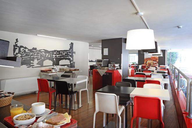 佛罗伦萨市中心食宿酒店 - 佛罗伦萨 - 餐馆