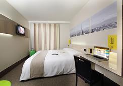 特里诺住宿加早餐酒店 - 都灵 - 睡房