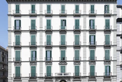 那不勒斯加富尔酒店 - 那不勒斯 - 建筑