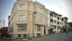 纱丽科纳酒店 - 伊斯坦布尔 - 建筑