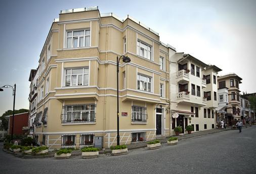 萨里科纳克酒店 - 伊斯坦布尔 - 建筑
