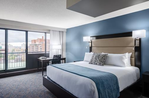 大使套房酒店 - 渥太华 - 睡房