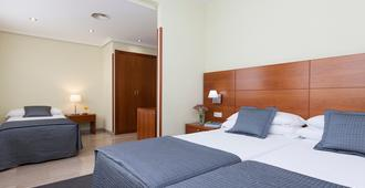西尔肯托雷花园酒店 - 马德里 - 睡房