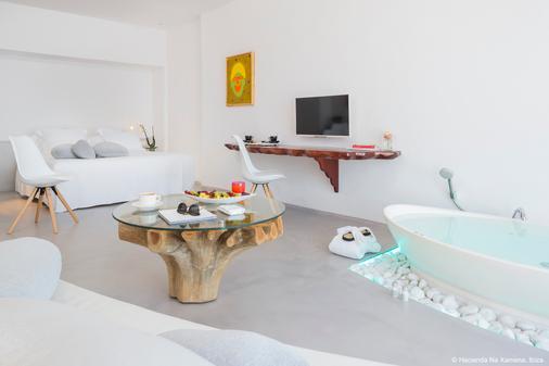 伊维萨泽梅纳牧场酒店 - 伊维萨镇 - 睡房