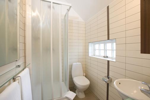 奥丁斯维酒店 - 雷克雅未克 - 浴室