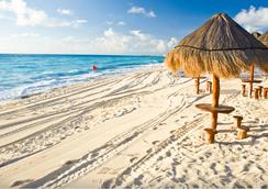 坎昆伊贝罗斯塔酒店 - 坎昆 - 海滩