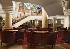 伦敦帕丁顿希尔顿酒店 - 伦敦 - 大厅