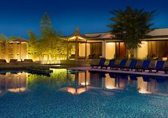 新加坡万豪酒店 - 新加坡 - 游泳池