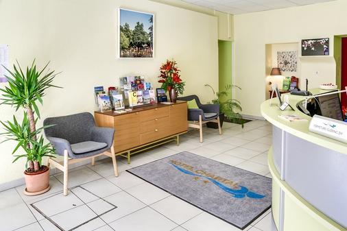昂布瓦斯沙普塔原创酒店(前国际酒店) - 阿姆博斯 - 柜台