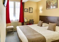 昂布瓦斯沙普塔原创酒店(前国际酒店) - 阿姆博斯 - 睡房