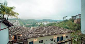 拉日斯太阳酒店 - 欧鲁普雷图 - 户外景观