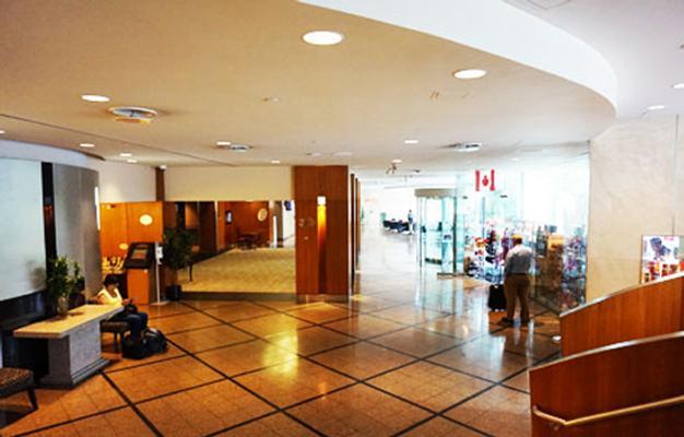 帝国地标酒店 - 温哥华 - 大厅