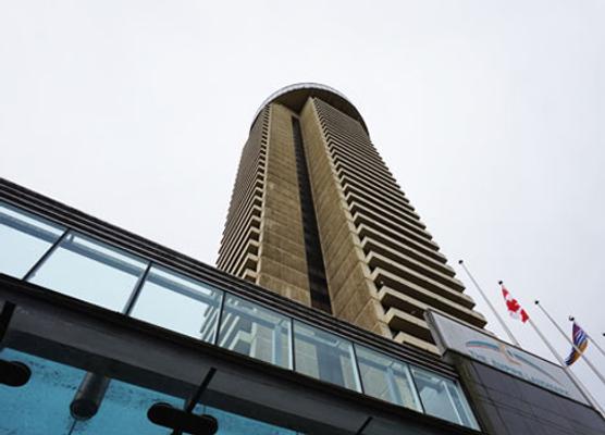 帝国地标酒店 - 温哥华 - 建筑