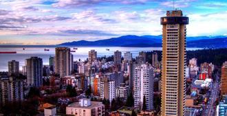 帝国地标酒店 - 温哥华 - 户外景观
