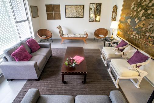 Casa de Orrantia - 利马 - 客厅