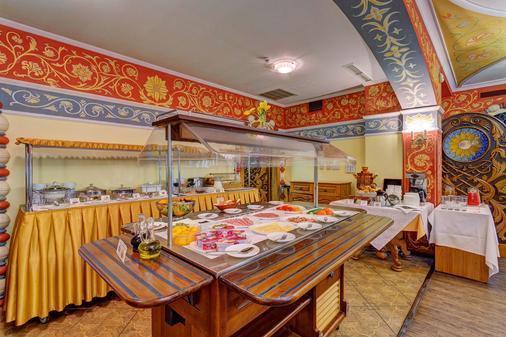 斯勒藤斯卡亚酒店 - 莫斯科 - 自助餐