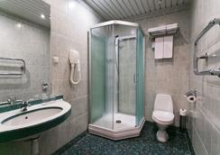 斯勒藤斯卡亚酒店 - 莫斯科 - 浴室