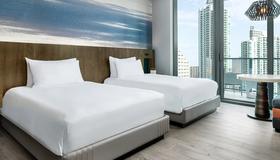 东方迈阿密酒店 - 迈阿密 - 睡房