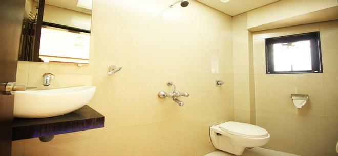 麦特洛酒店 - 孟买 - 浴室