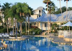 塞浦路斯海港万豪酒店 - 奥兰多 - 游泳池