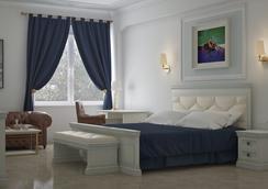 帕拉蒂姆大酒店 - 慕尼黑 - 睡房
