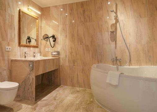 帕拉蒂姆大酒店 - 慕尼黑 - 浴室