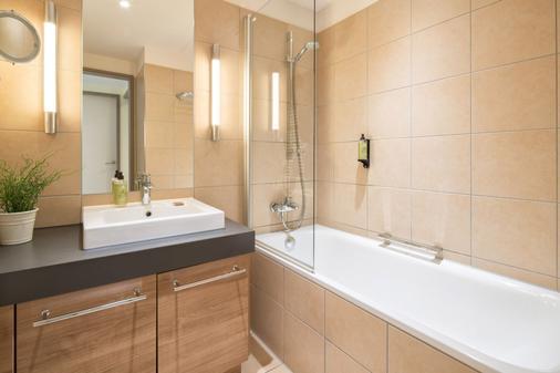 慕尼黑馨乐庭服务公寓酒店 - 慕尼黑 - 浴室